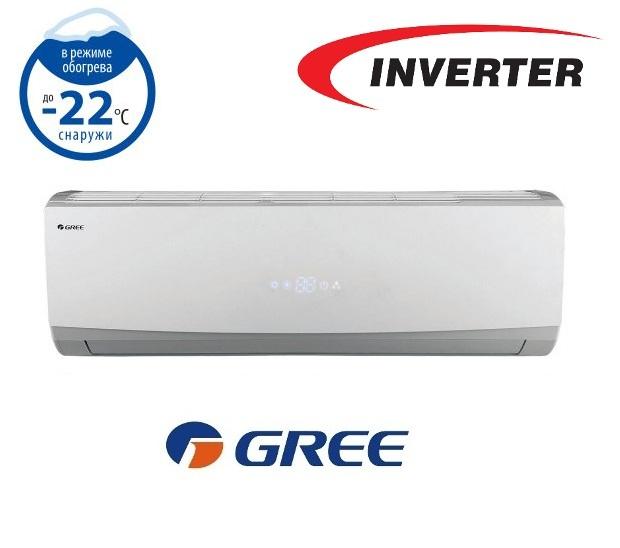 Gree Lomo Inverter Arctic GWH09QB-K3DNC2G